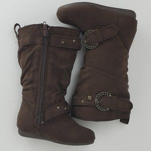 Other - Girls Faux Suede Boot